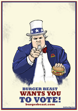 Burger Beast South Florida Burgie Awards